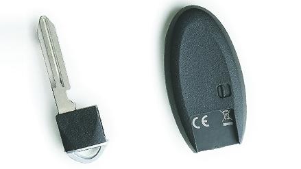 Nissan Key